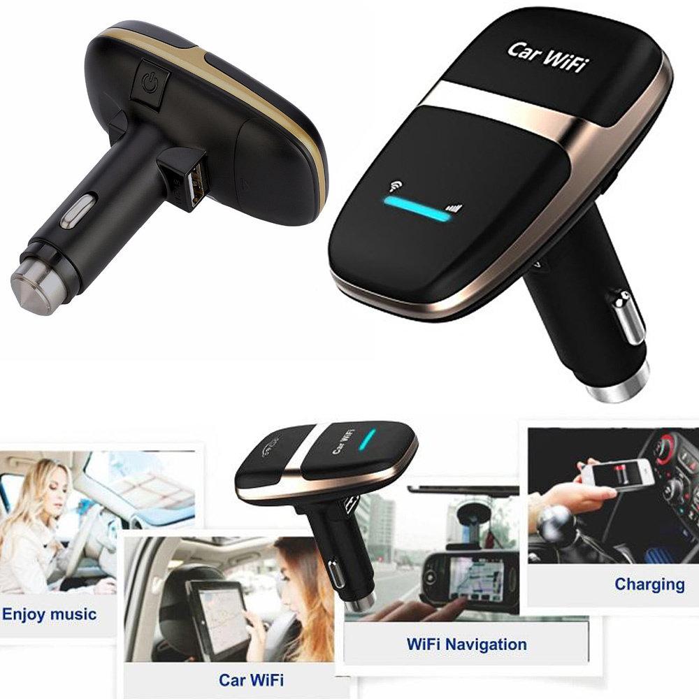 Adaptateur USB Wi-Fi pour voiture 12