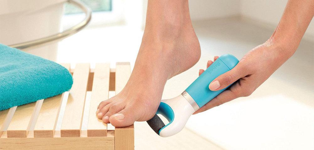 Pierre ponce électrique pour des pieds doux et en bonne santé 14