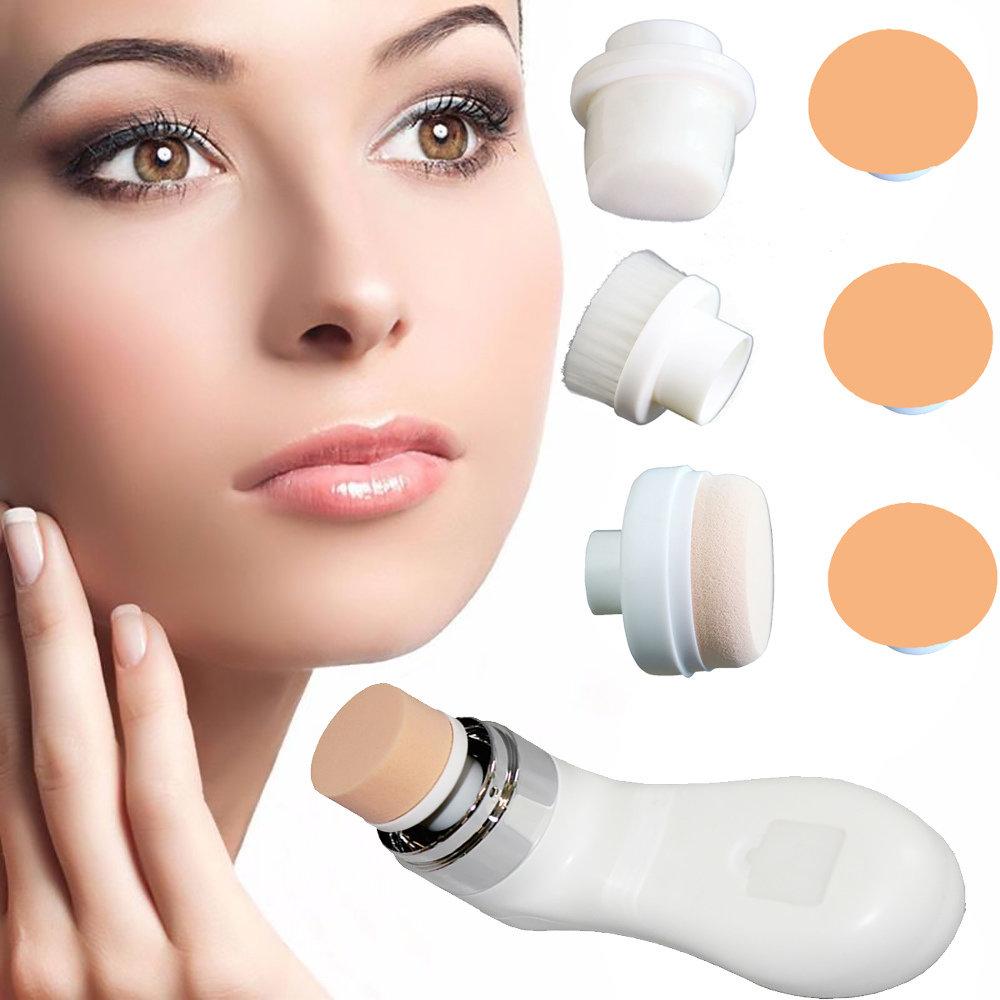 Brosse de massage et nettoyage pour le visage 7 en 1-12