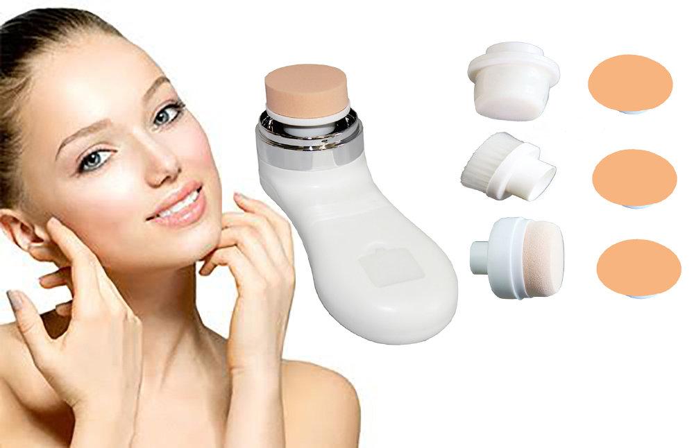 Brosse de massage et nettoyage pour le visage 7 en 1-13