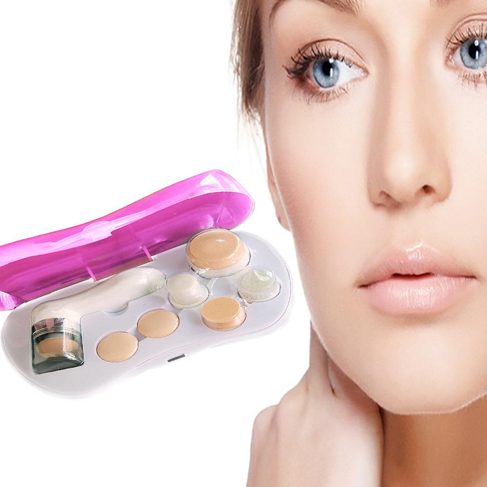Brosse de massage et nettoyage pour le visage 7 en 1-14