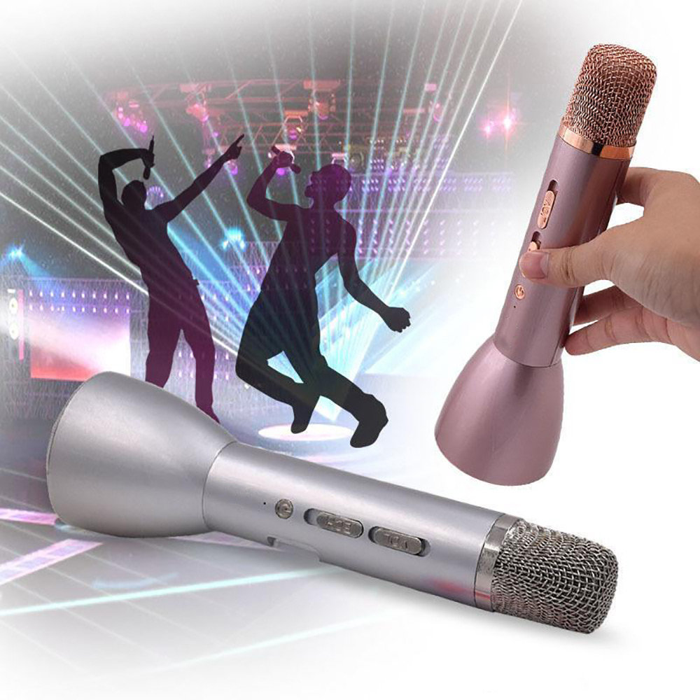 Microphone magique Karaoké avec Bluetooth 12