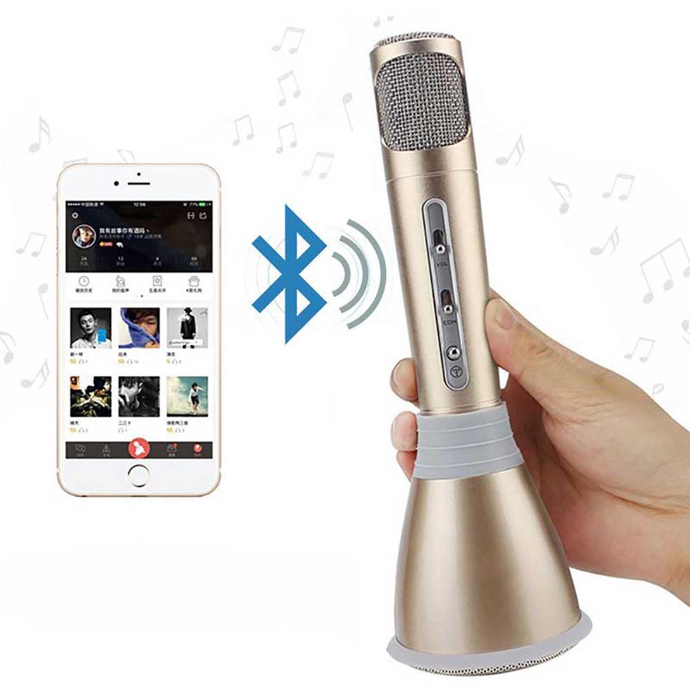 Microphone magique Karaoké avec Bluetooth 13