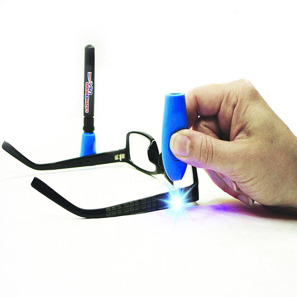 Lazer Bond Adhésif en plastique liquide activé par une lumière UV 14