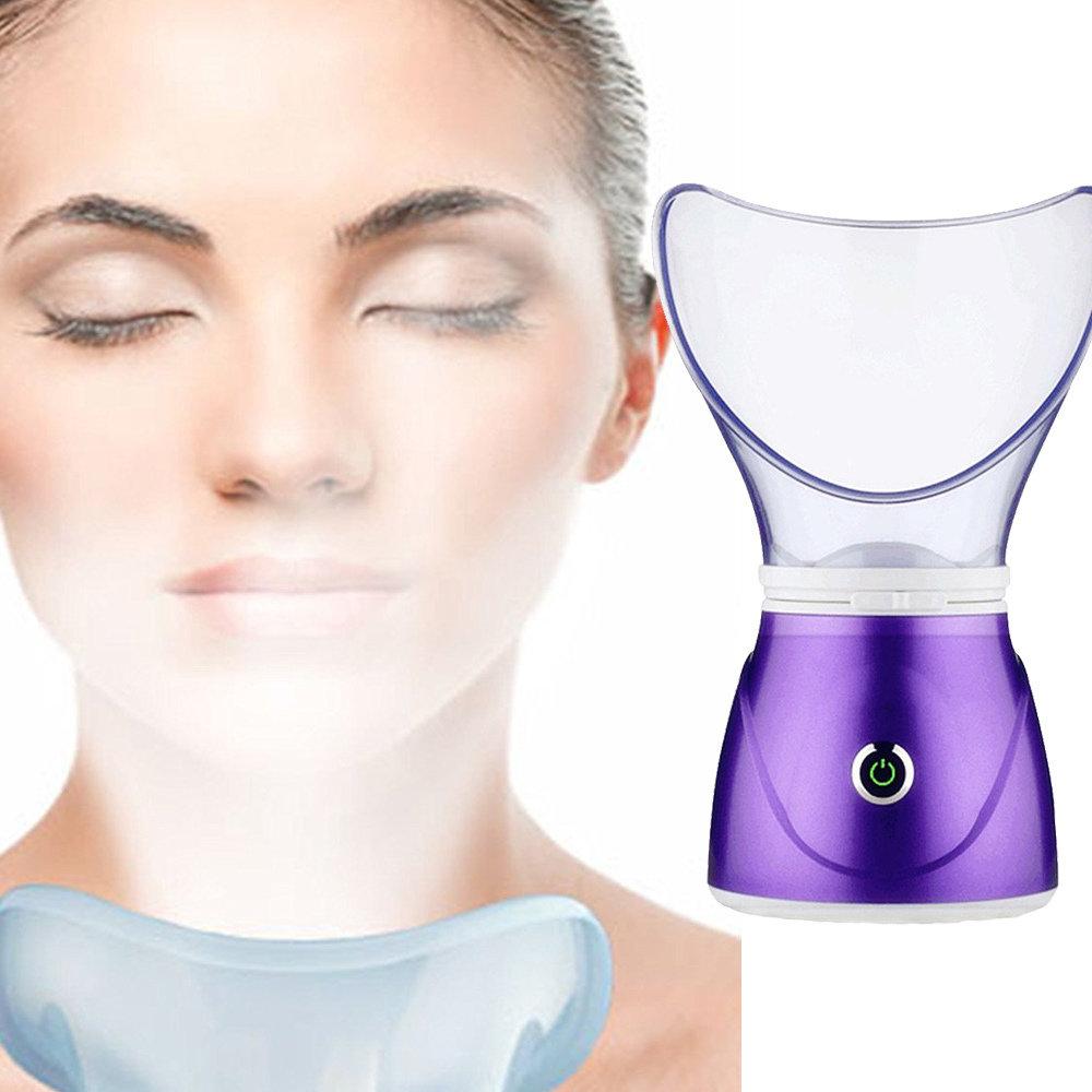 Sauna facial pour une peau en bonne santé 12