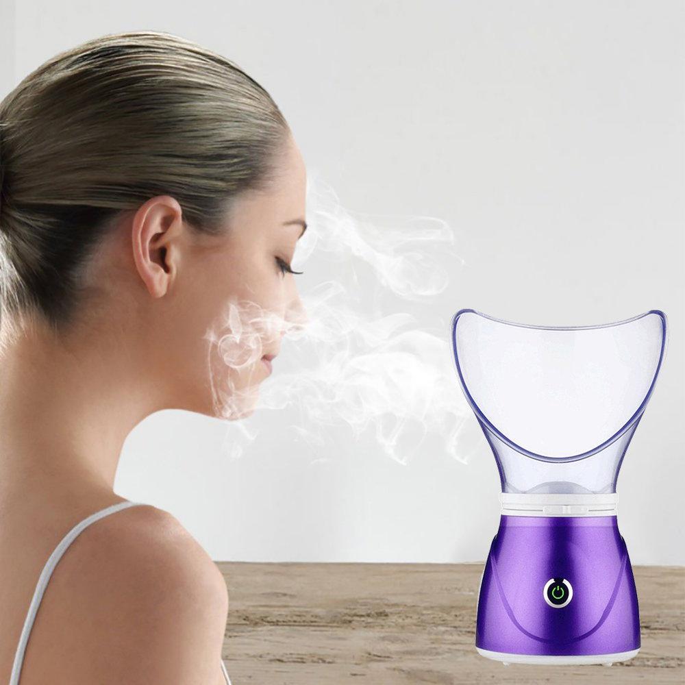 Sauna facial pour une peau en bonne santé 14