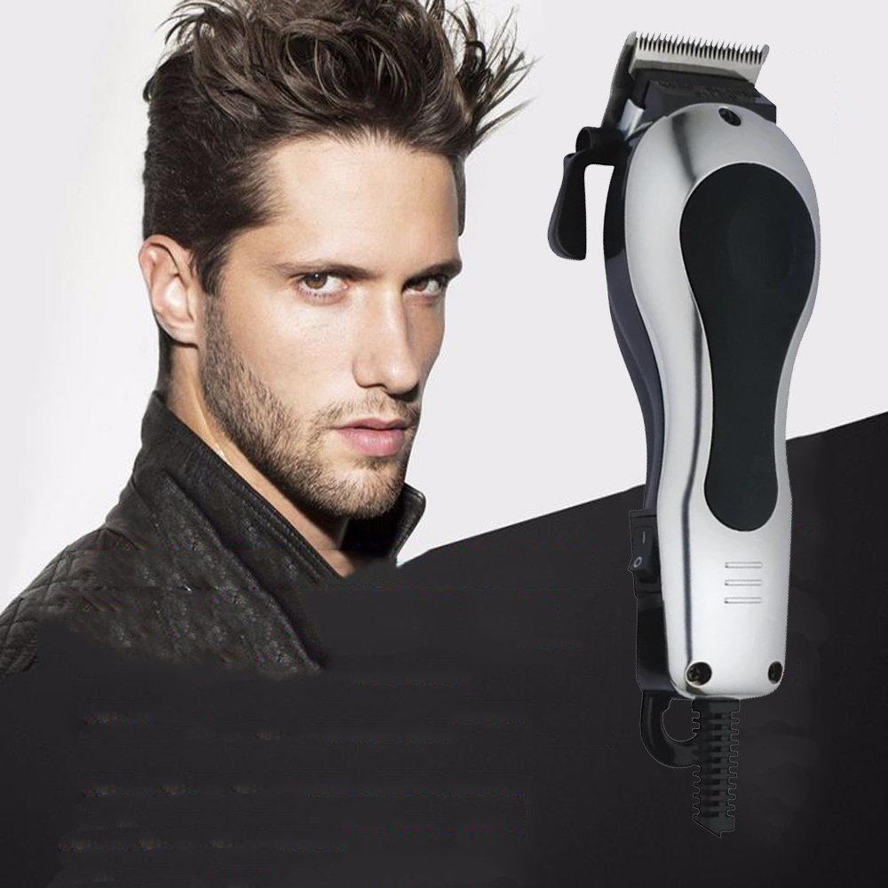 PRITECH Tondeuse à cheveux professionnelle avec 4 sabots 11