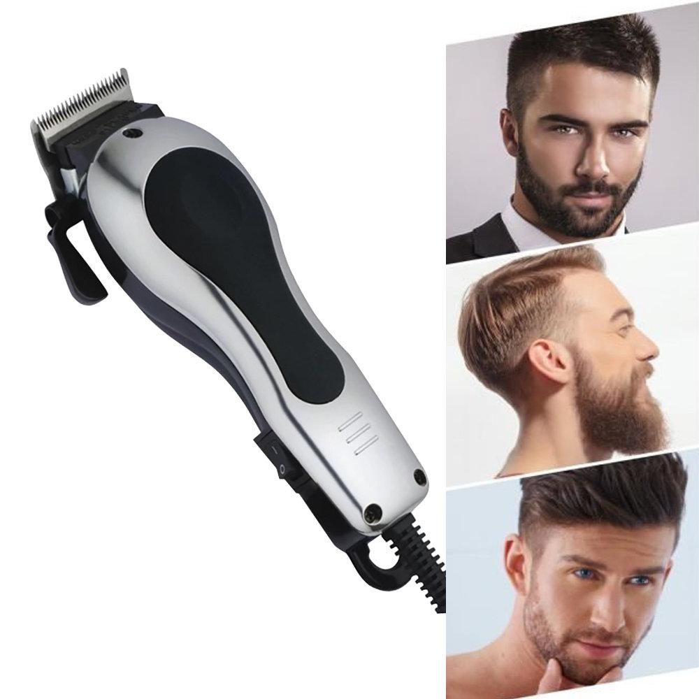 PRITECH Tondeuse à cheveux professionnelle avec 4 sabots 13