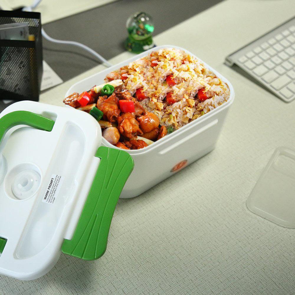 Boîte à Déjeuner Électrique pour chauffer la nourriture 11