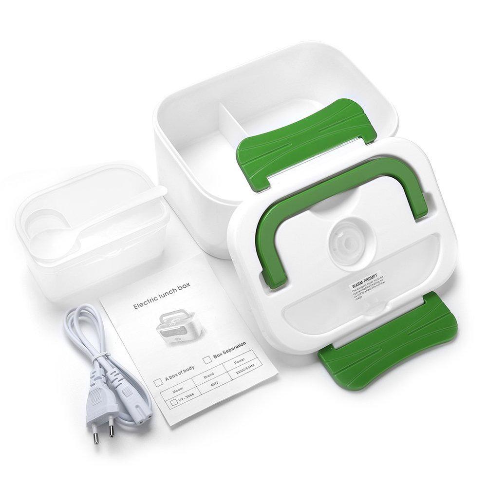 Boîte à Déjeuner Électrique pour chauffer la nourriture 16