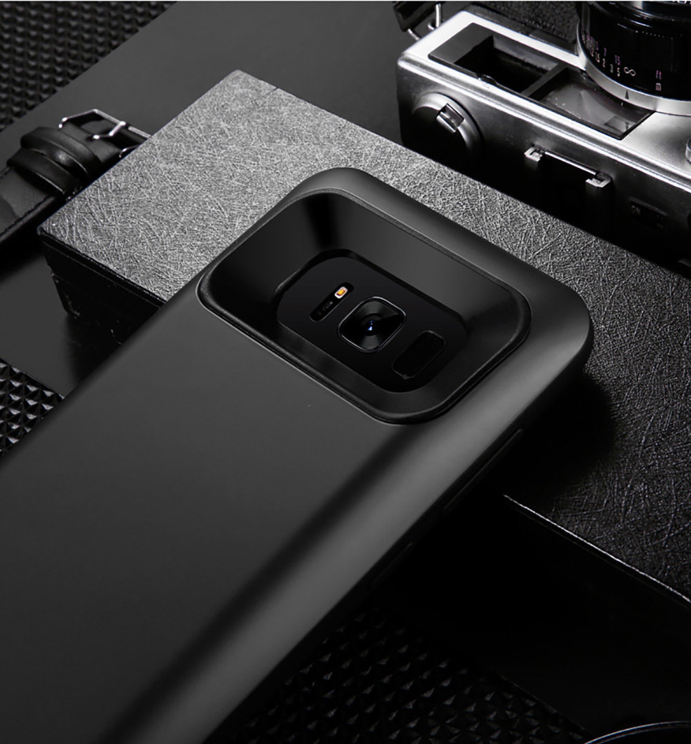Coque Batterie pour Samsung Galaxy S8 Plus 13