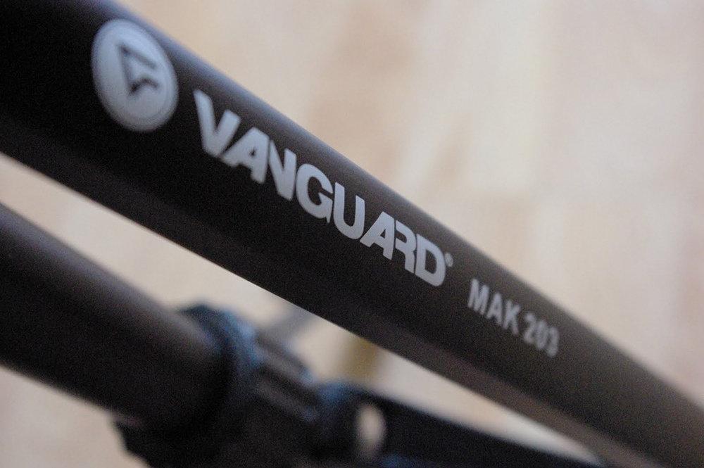 Kit trépied VANGUARD MAK 203 - 13