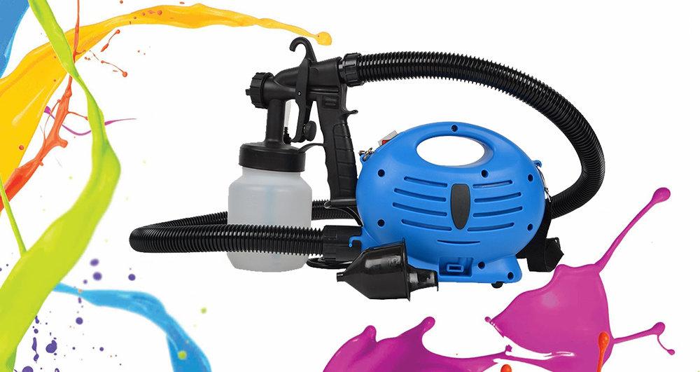 Pulvérisateur de peinture professionnel Paint Zoom 11