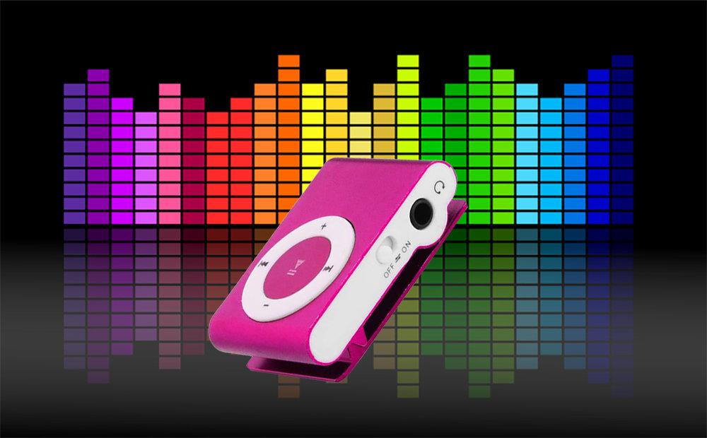Lecteur MP3 + Écouteurs et Câble USB 12
