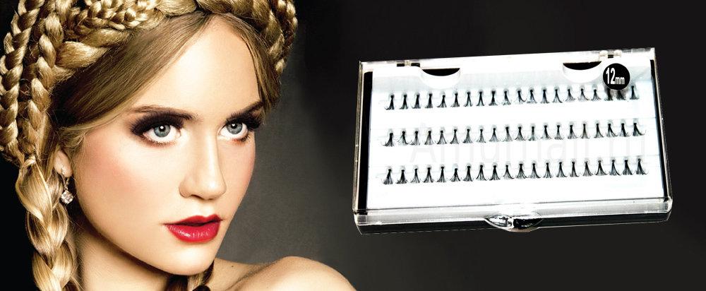 Faux cils de 12mm pour un regard ultra-glamour 15