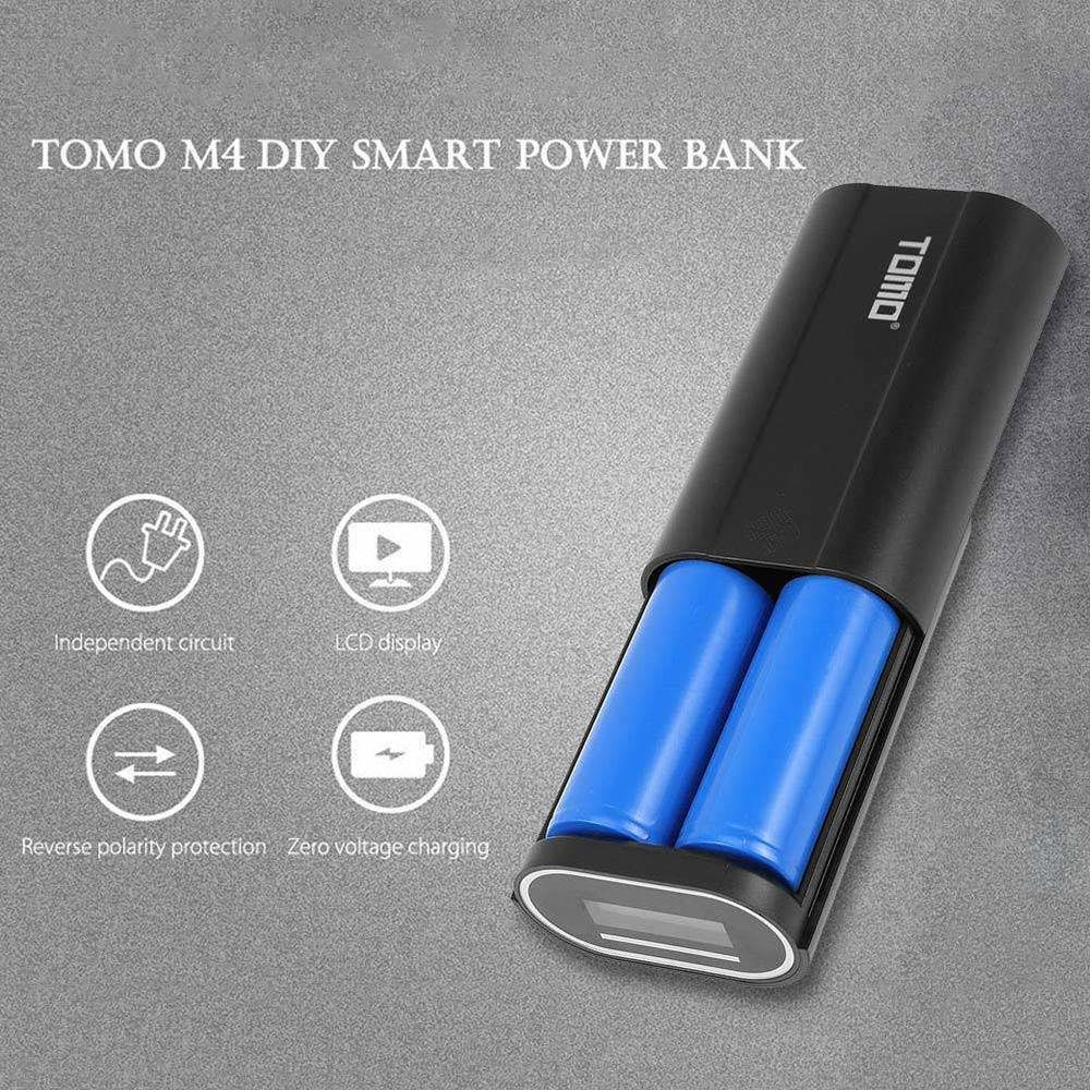 TOMO Power Bank et chargeur intelligent 11