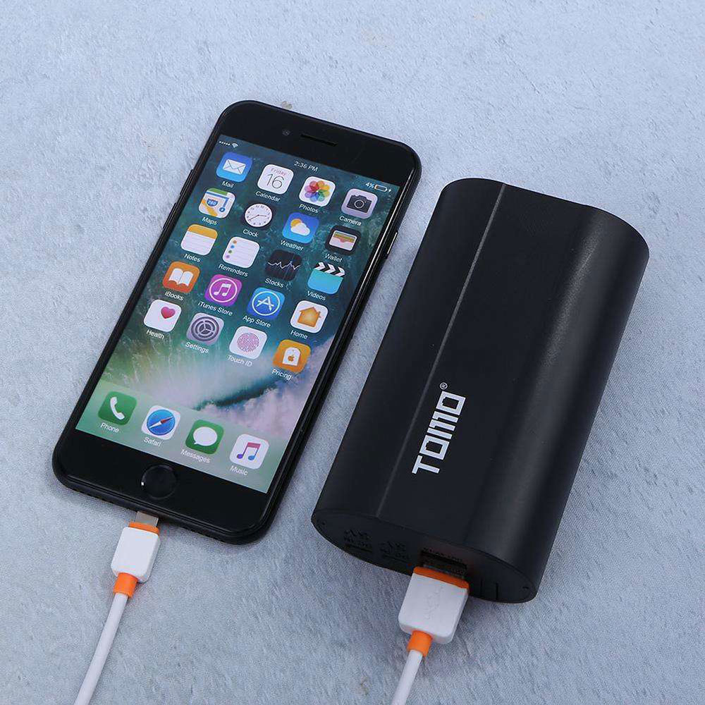 TOMO Power Bank et chargeur intelligent 12