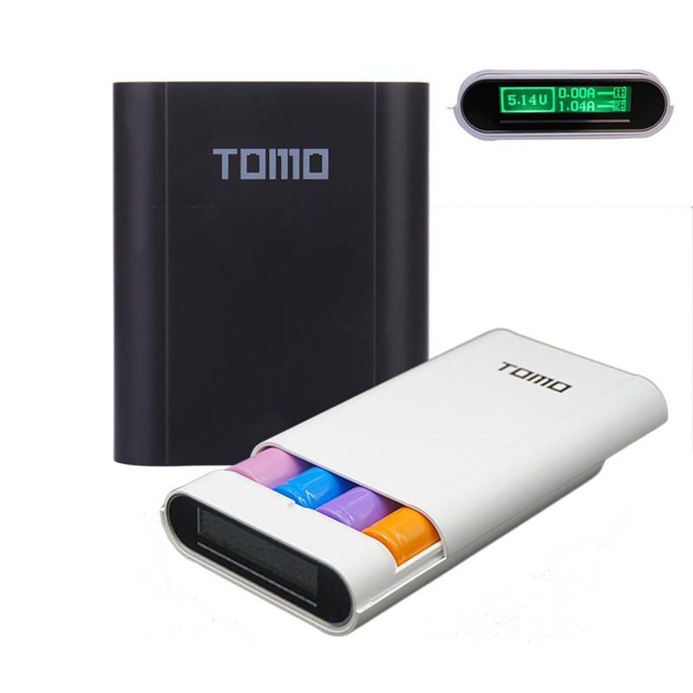 TOMO Power Bank et chargeur intelligent compatible avec iPhone 12