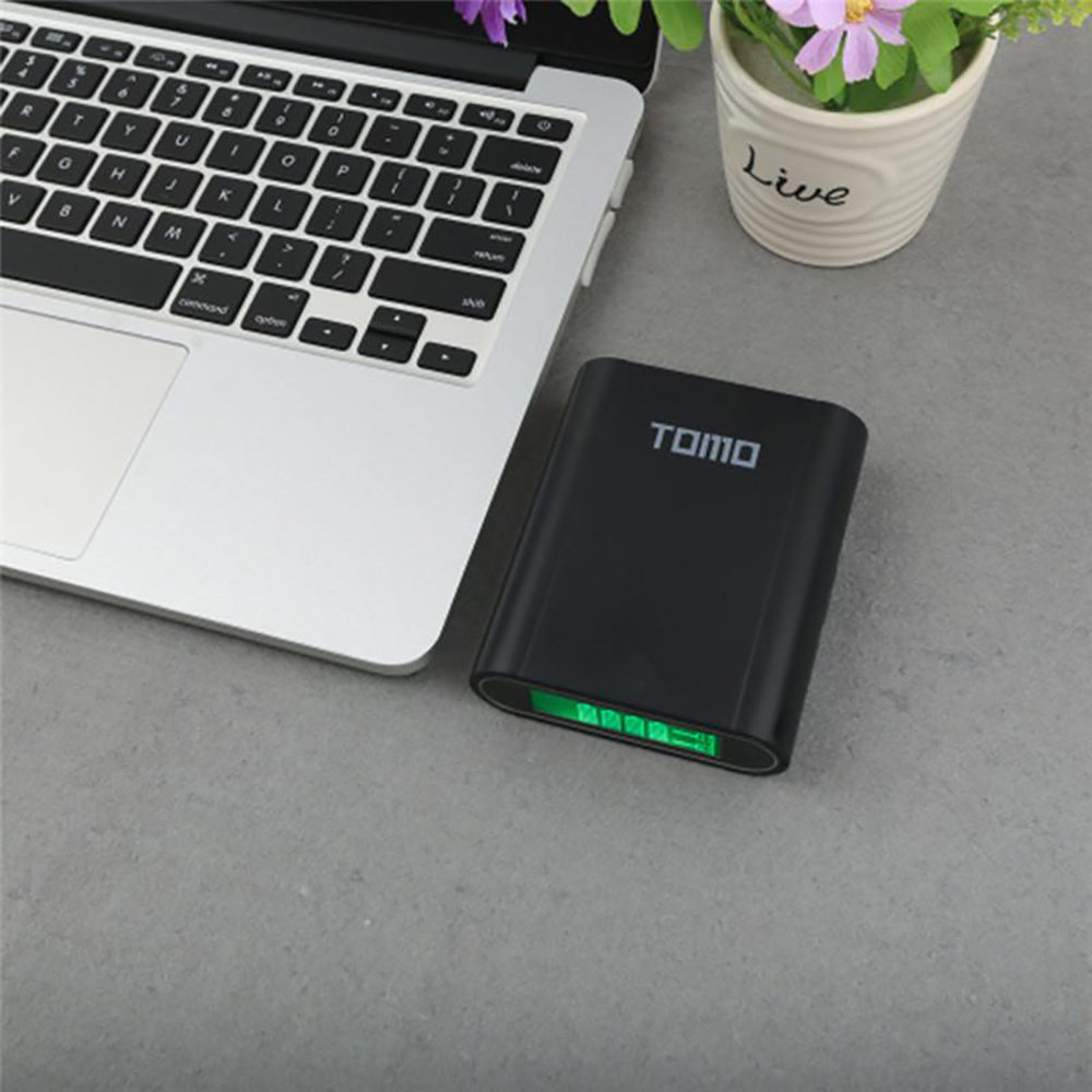 TOMO Power Bank et chargeur intelligent compatible avec iPhone 13