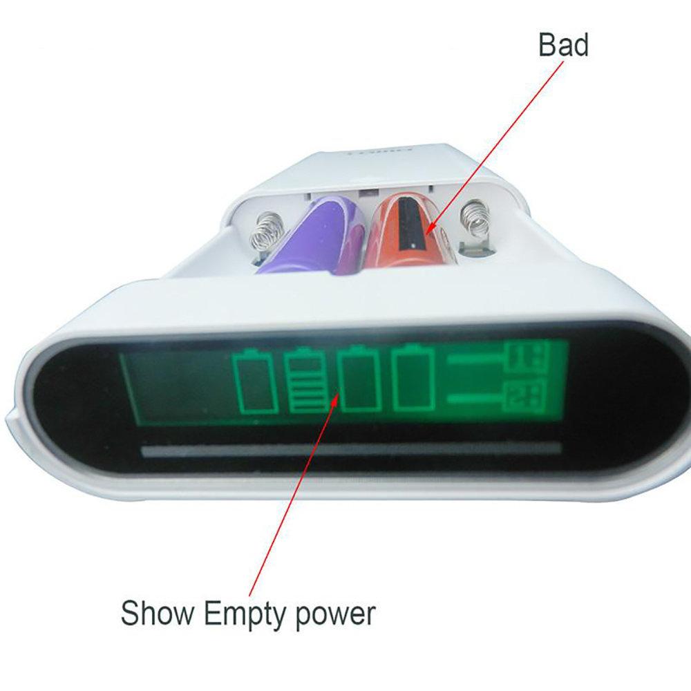 TOMO Power Bank et chargeur intelligent compatible avec iPhone 14