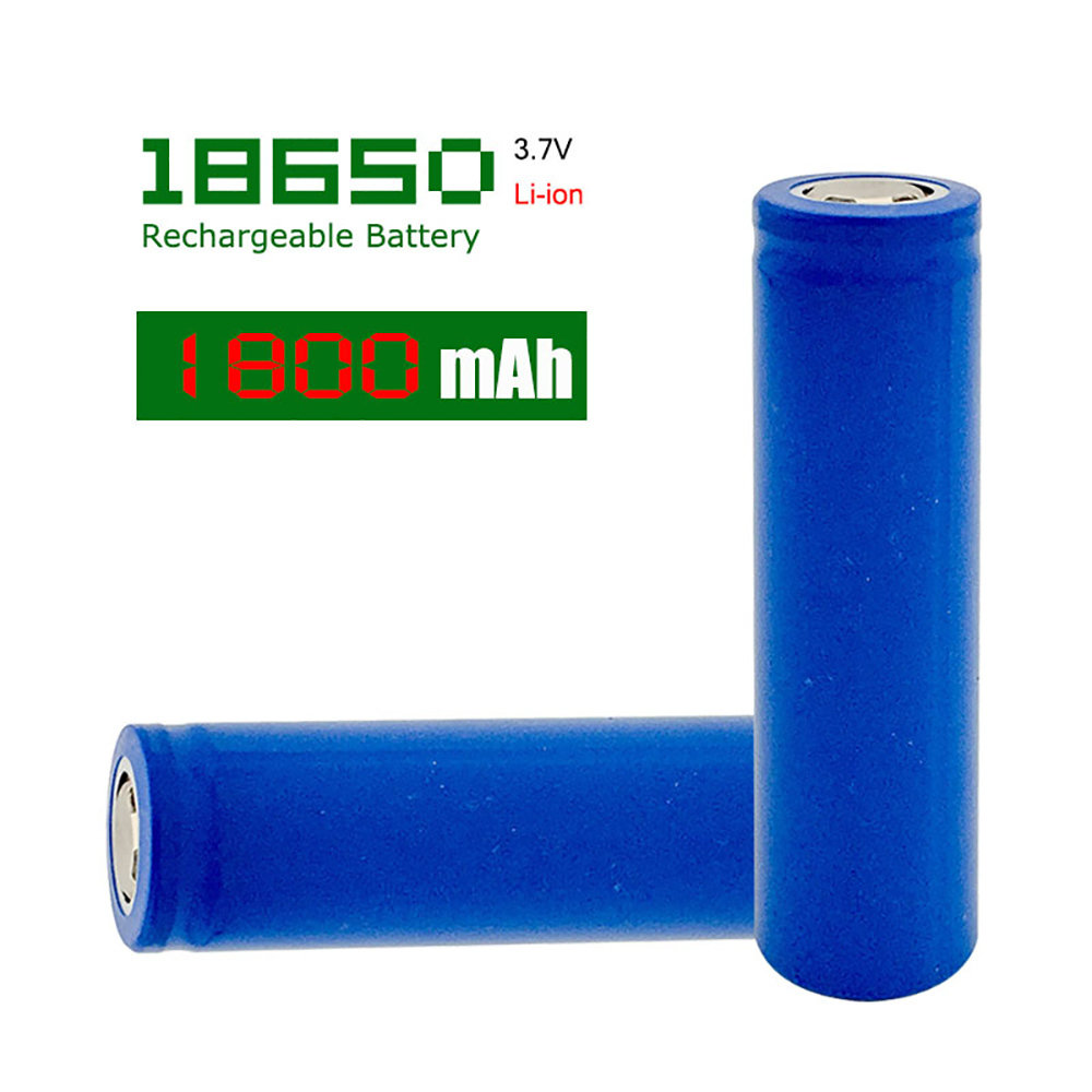 Batterie Li-ion 18650 de 1800mAh Rechargeable 11