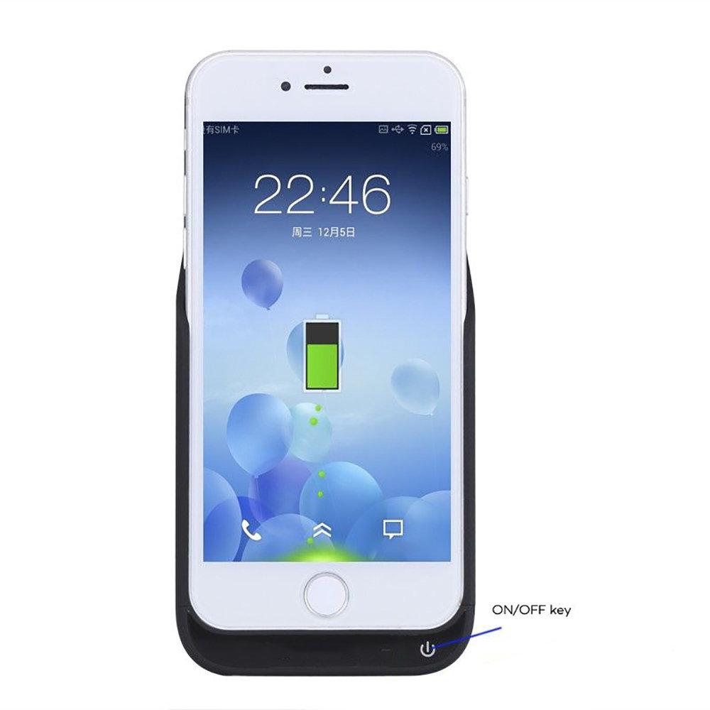 Coque batterie et chargeur rapide pour iPhone 6 & 7 - 12