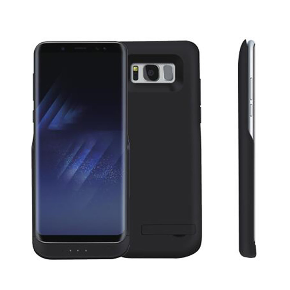 Coque batterie et chargeur rapide pour Samsung Galaxy S8 Plus - 11