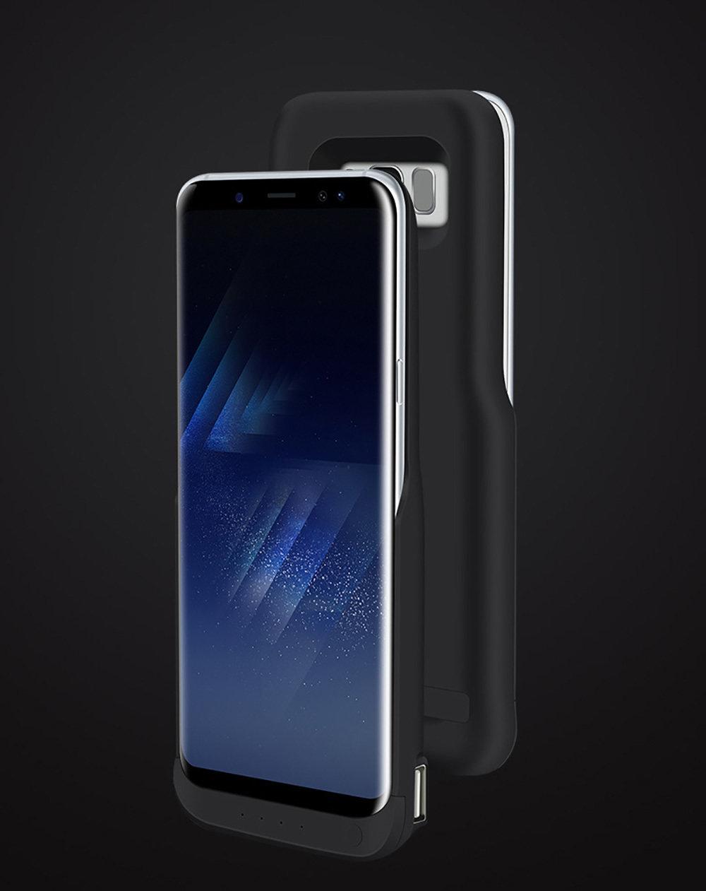 Coque batterie et chargeur rapide pour Samsung Galaxy S8 - 11