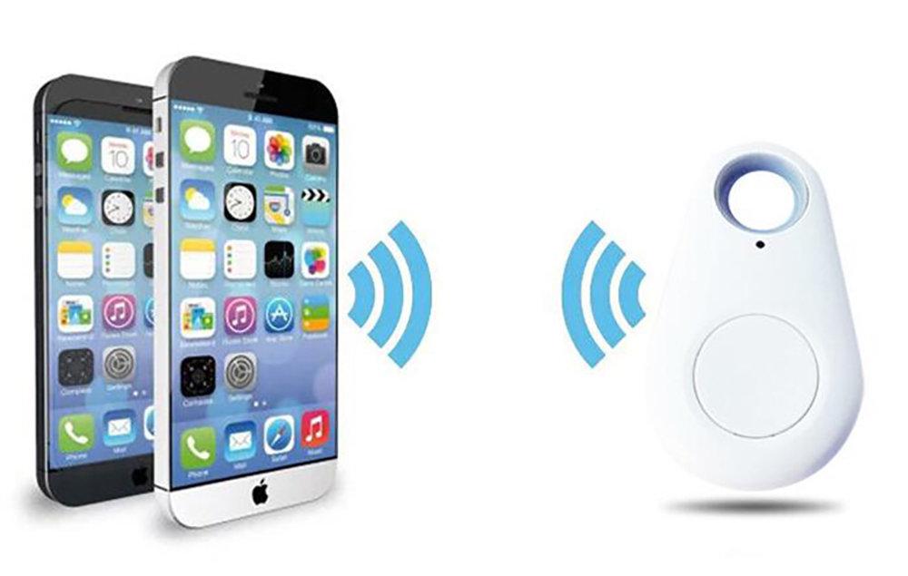 ITAG mini alarme Bluetooth anti-vol 12