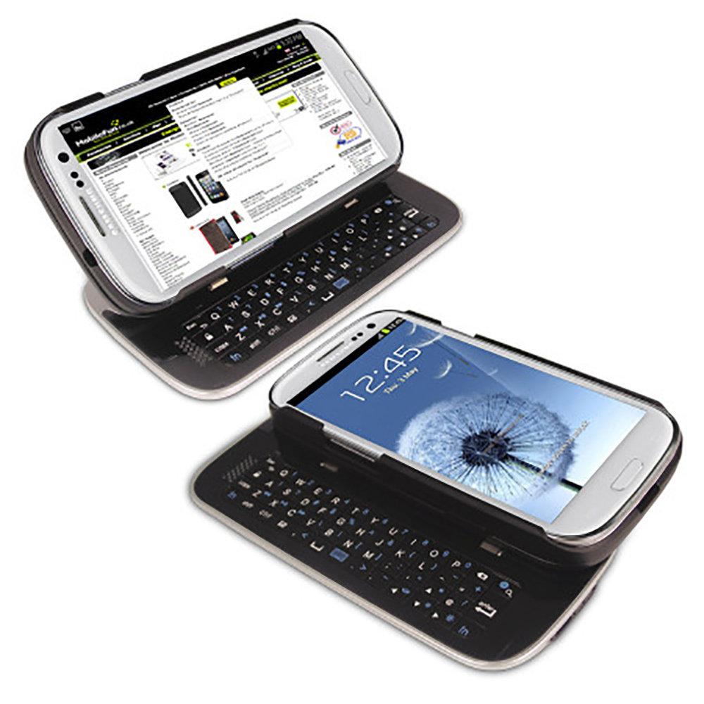 Étui Clavier pour Samsung Galaxy S3 - 12