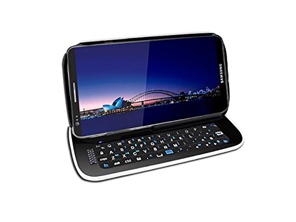 Étui Clavier pour Samsung Galaxy S3 - 13