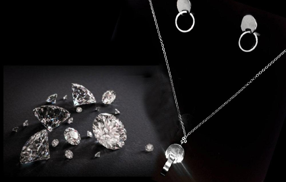 Parure bijoux tendance pour femme 11