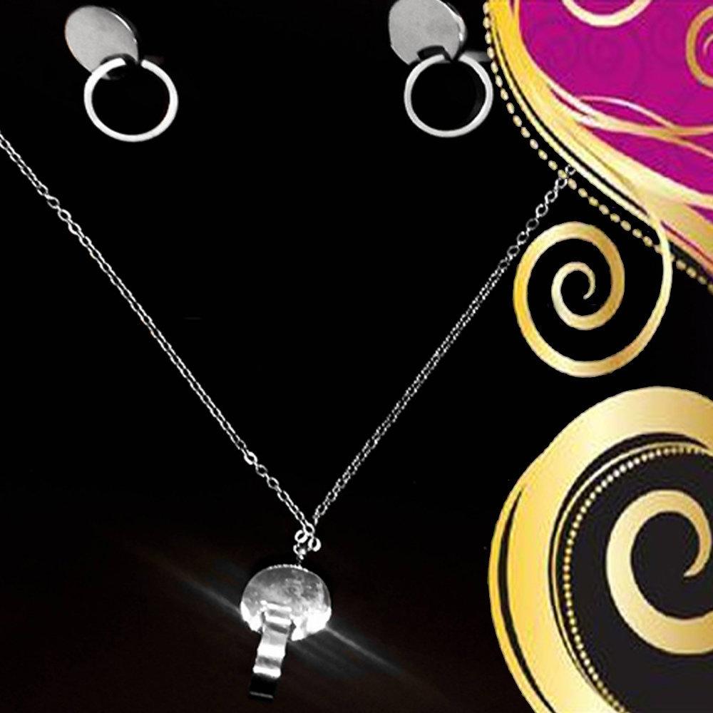 Parure bijoux tendance pour femme 12