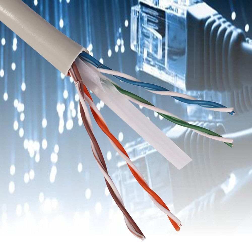 Câble réseau CAT 5e - 300 M 11