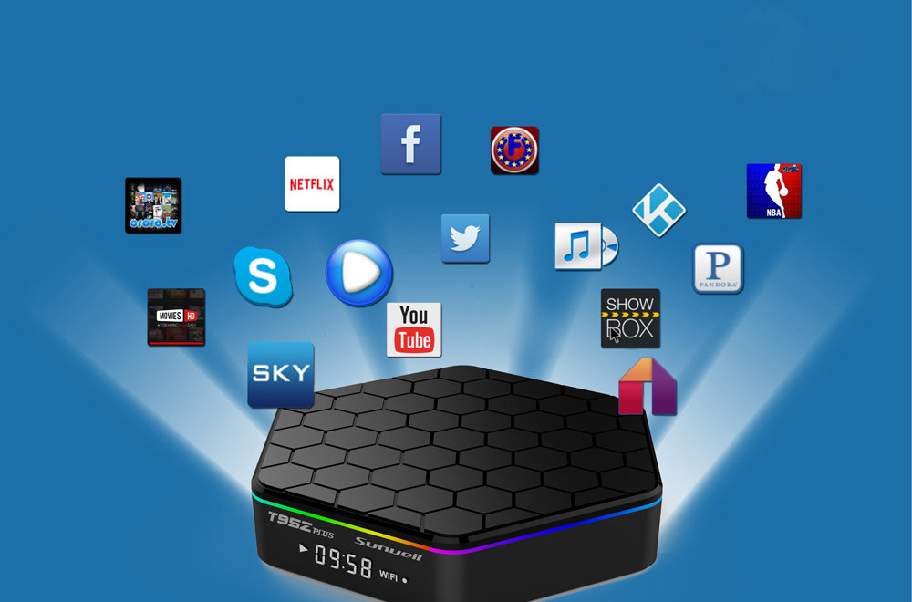 TV BOX Android T95Z PLUS 15