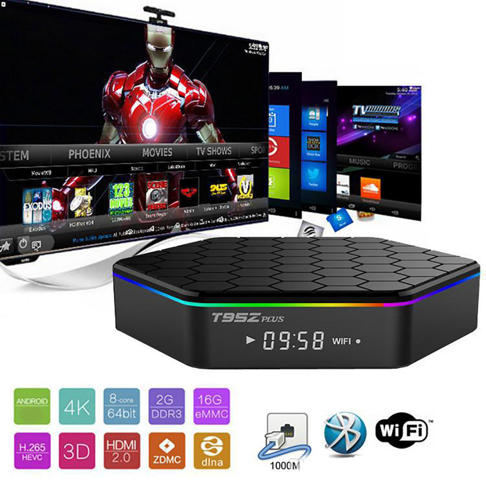 TV BOX Android T95Z PLUS -11