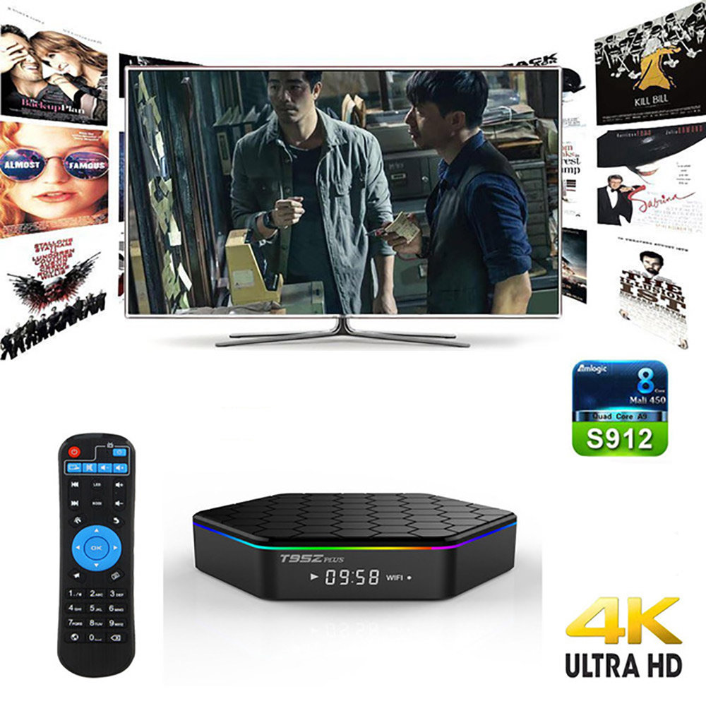 TV BOX Android T95Z PLUS - 13
