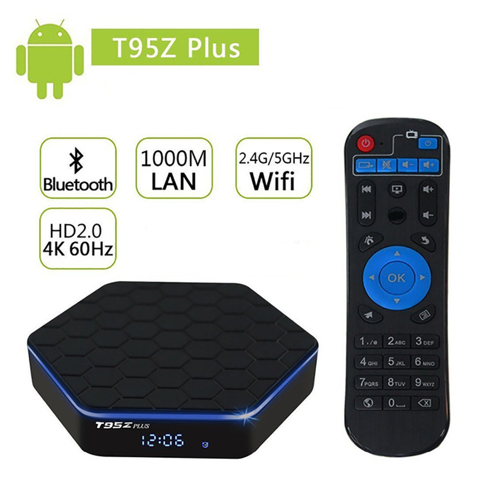 TV BOX Android T95Z PLUS - 14