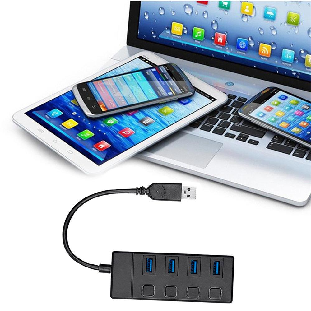 HUB USB 3.0 à 4 ports - 11