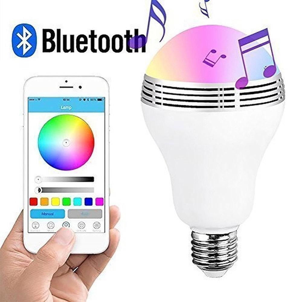 Ampoule Bluetooth haut-Parleur avec application sur smartphone - 13