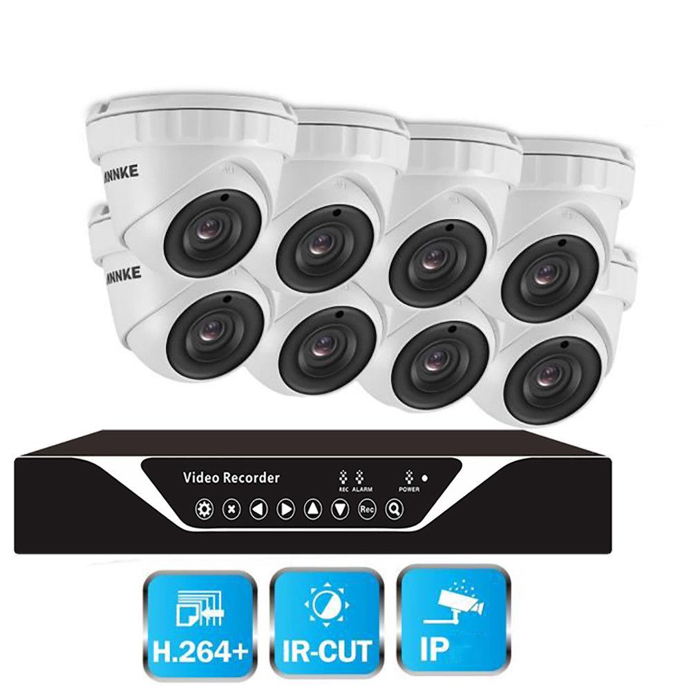 XVR2208D pour 8 cameras de sécurité 11
