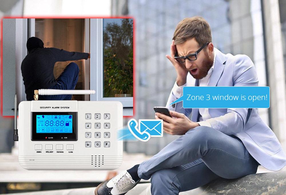 Système d'alarme intelligent à contrôler depuis votre smartphone 11