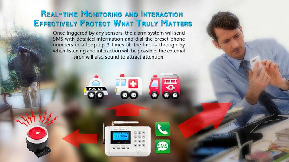 Système d'alarme intelligent à contrôler depuis votre smartphone 14