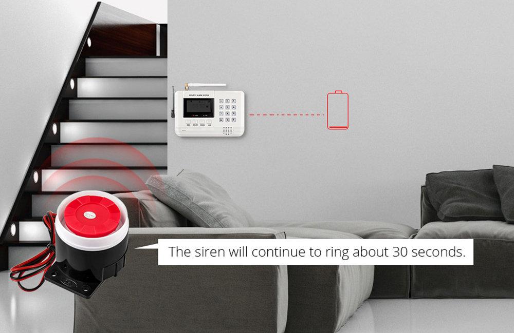 Système d'alarme intelligent à contrôler depuis votre smartphone 15