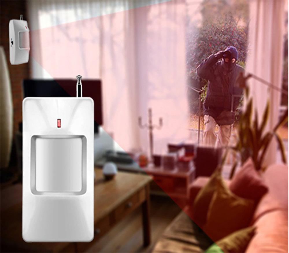 Système d'alarme sans fil DSP 12