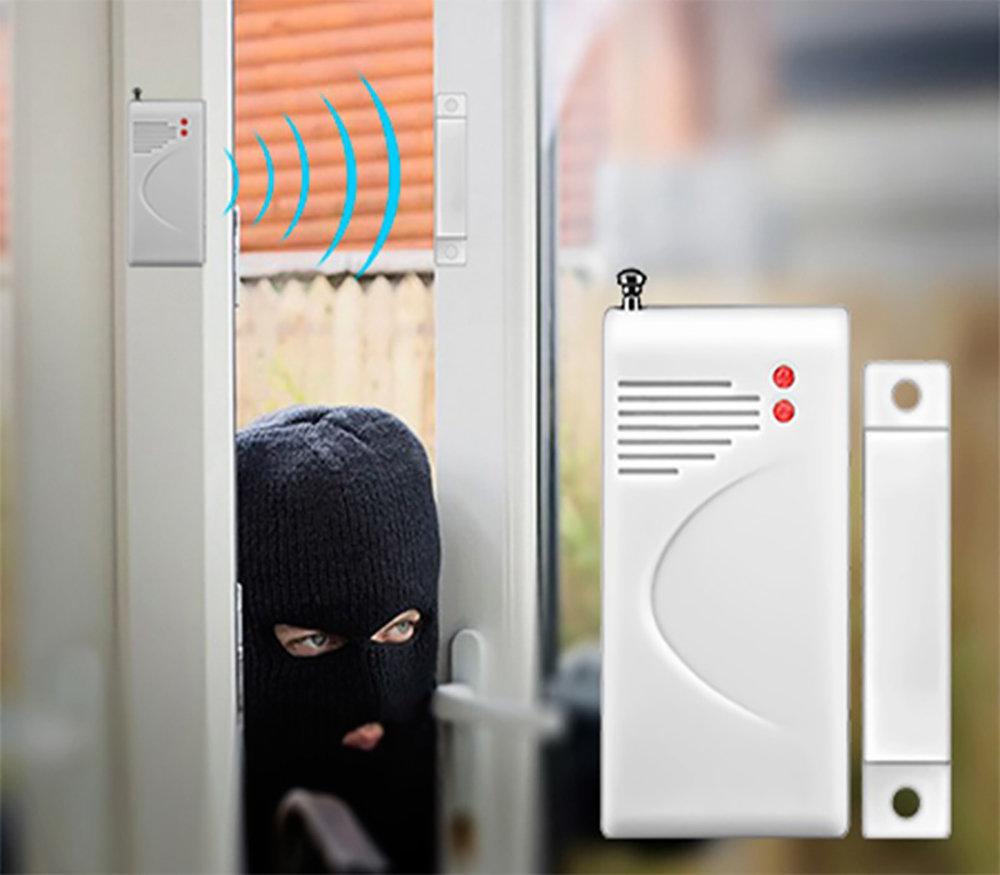 Système d'alarme sans fil DSP 13