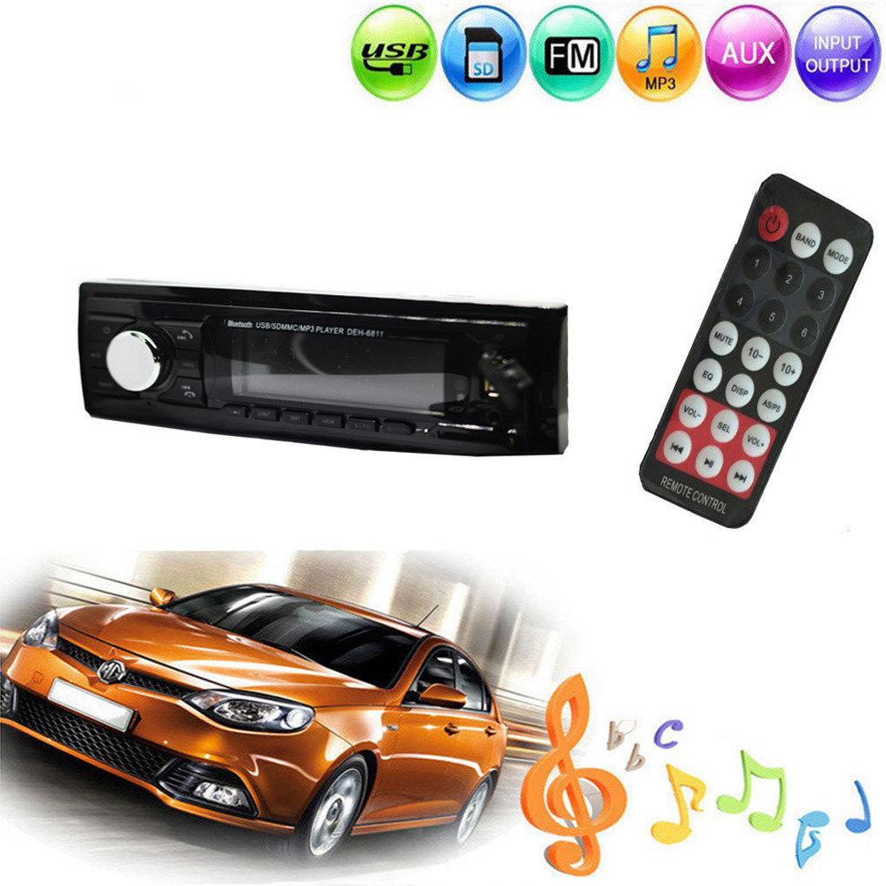Poste radio DEH-6811 BLUETOOTH avec télécommande-11