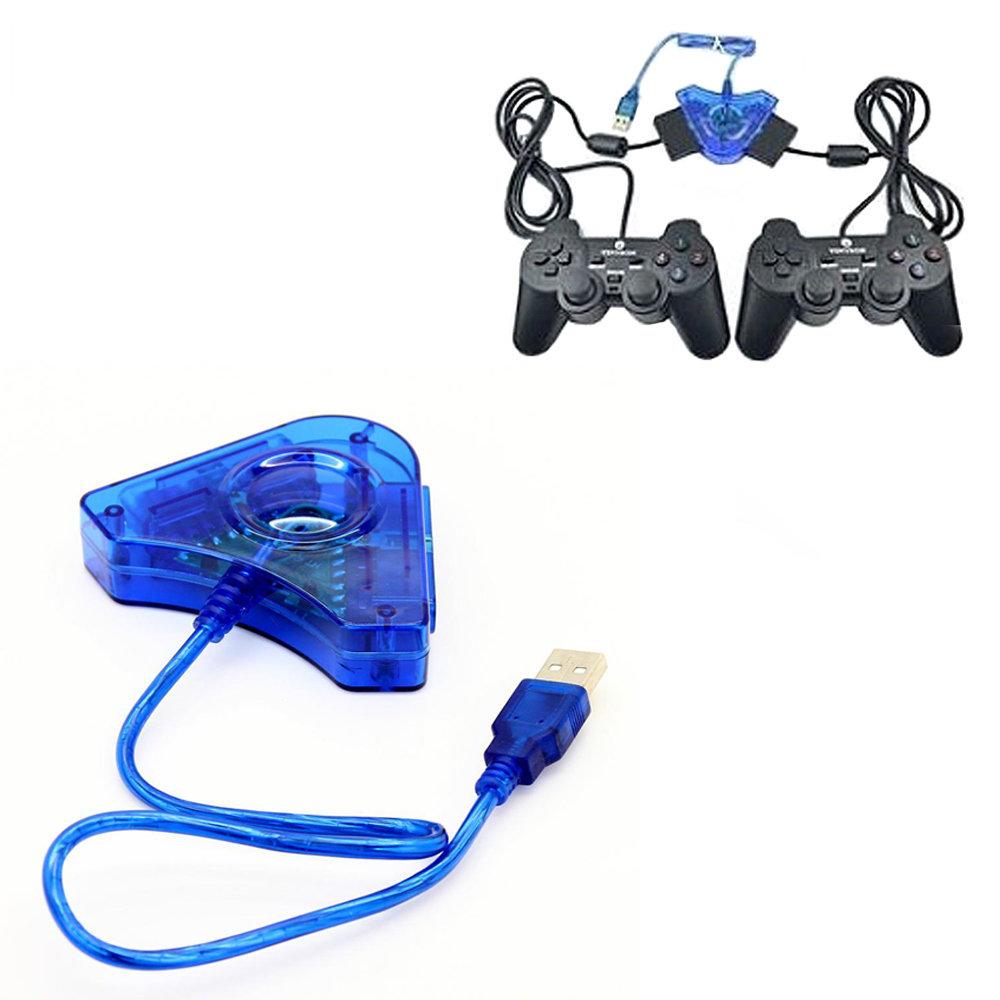 Adaptateur USB double port pour PS2-13