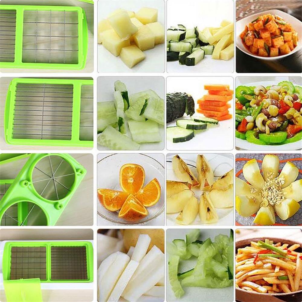 Coupe-légumes 12 en 1-12
