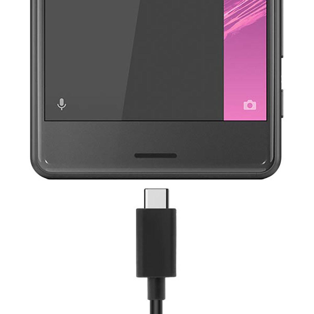 Câble OTG USB type C - Noir-11